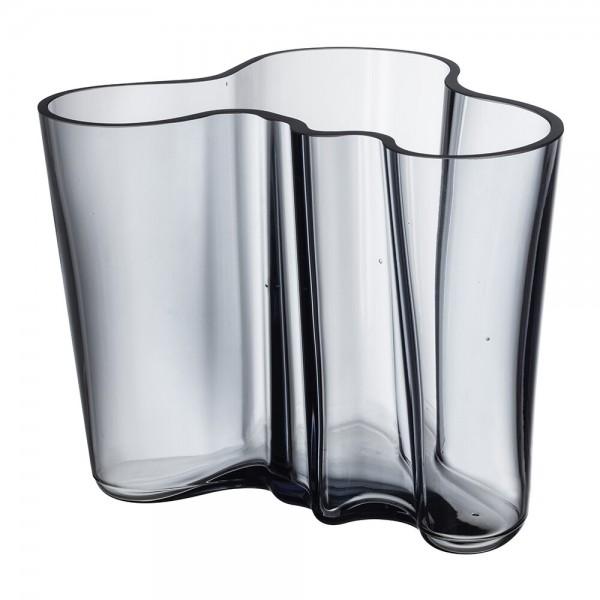 iittala Aalto Vase 160 mm klar Recyceltes Glas