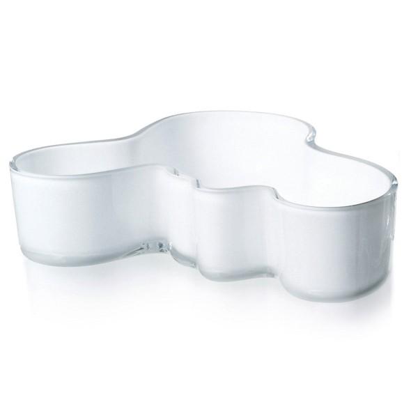 iittala Aalto Schale 50 x 195 mm weiß