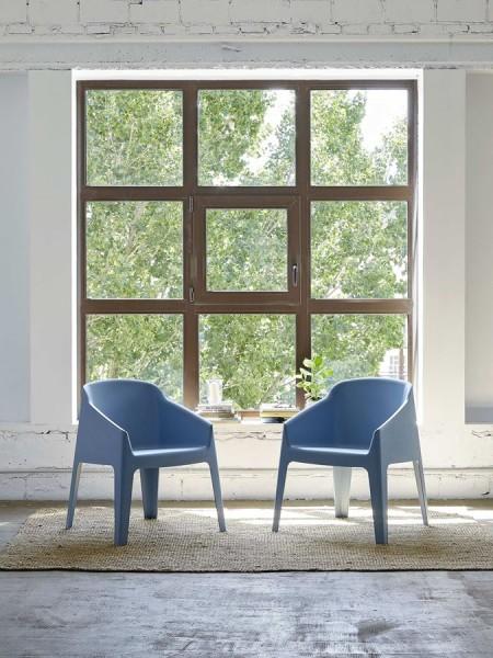 Resol Design Stuhl Baku Gartenstuhl Barcelona Dd