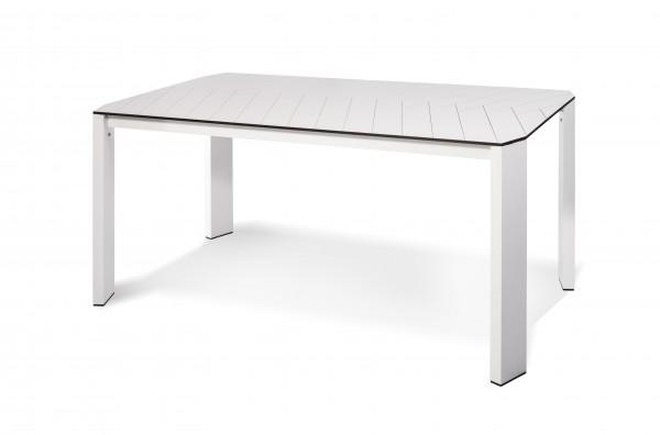 Resol Tisch Espiga weiß 160 x 90 cm