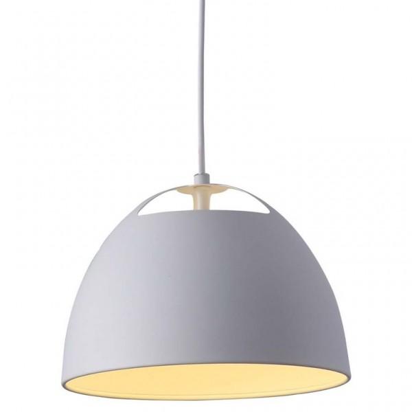 Halo Design Pendelleuchte Fjord Ø23cm weiß