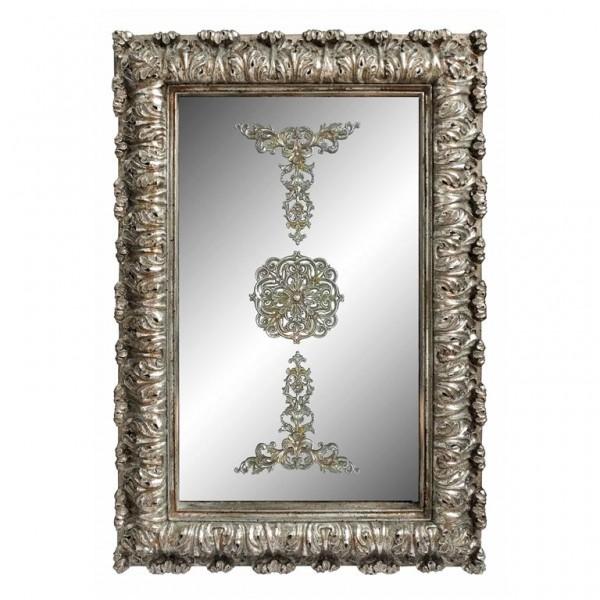Spiegel Mary silber von Livingruhm