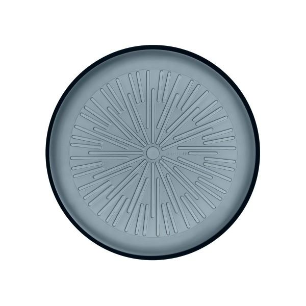 iittala Teller Essence 21,1 cm dunkelgrau