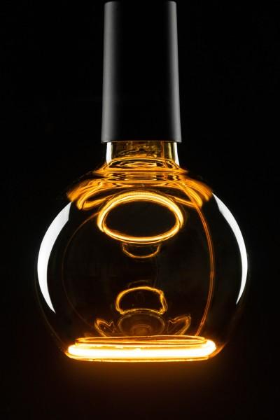 Heitronic LED Leuchtmittel Floating Globe R125 rauch E27