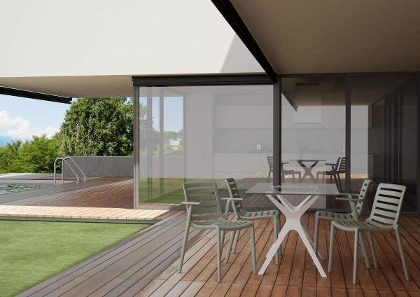 Resol Design Stuhl Slatkat Gartenstuhl Barcelona Dd