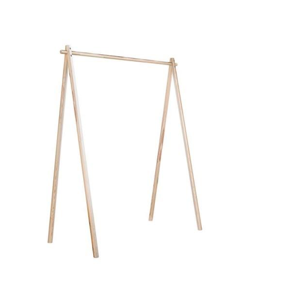 Hongi Standgarderobe Natur 150 cm breit
