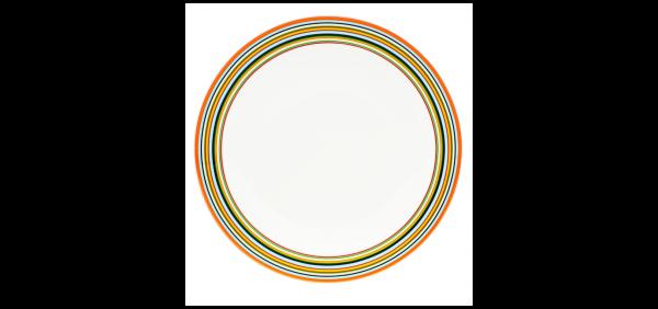iittala Teller Origo orange 26 cm
