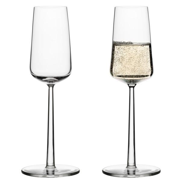 iittala Champagnerglas Essence 0,21L (2er-Set)