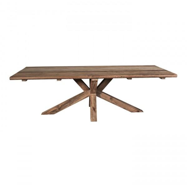 Esstisch Ralf Teak-Holz von Livingruhm