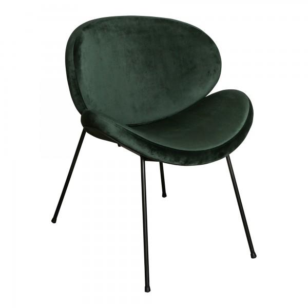 Stuhl Janne in Grün von Livingruhm