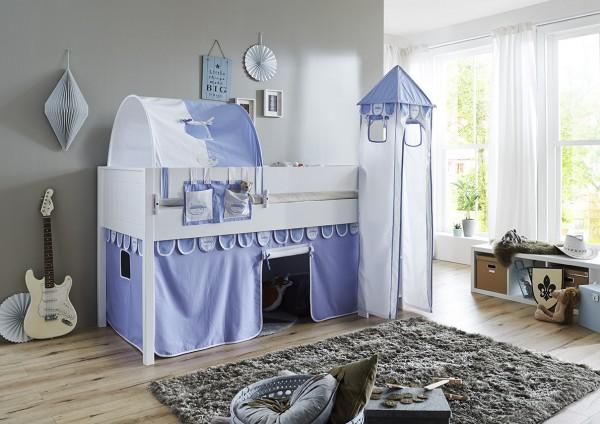 Relita Turm-Set klein blau Boy