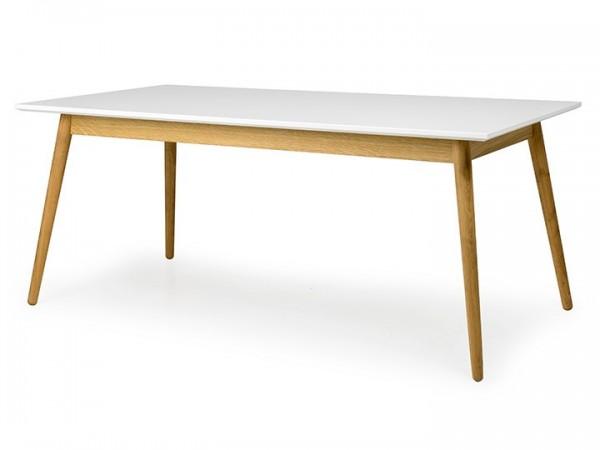 Esstisch Joan Eiche & Weiß 180x90cm