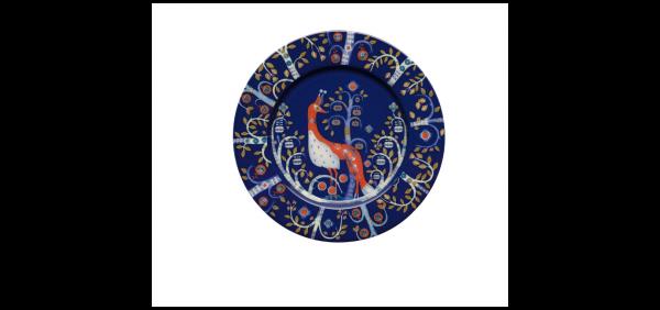 iittala Teller Taika blau 22 cm