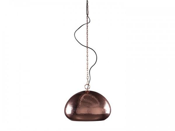 Zuiver Hammered Oval Leuchte Pendelleuchte Kupfer