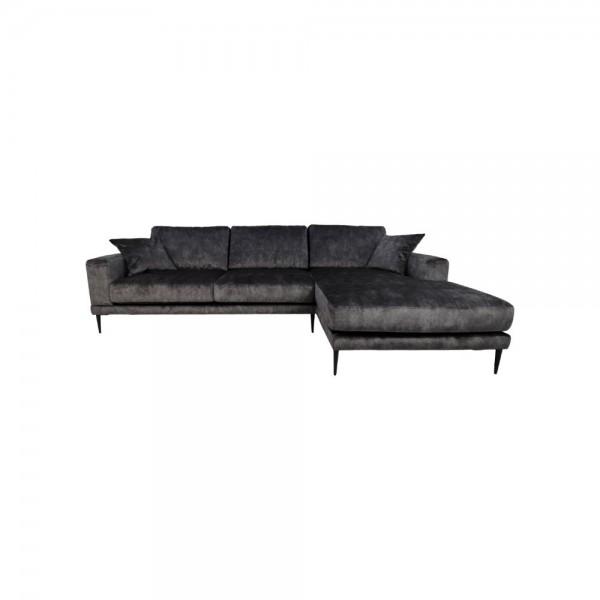 Sofa Santiago 3-Sitzer Anthrazit
