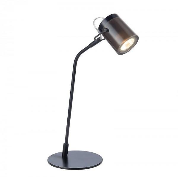 Halo Design LED-Schreibtischlampe Delight smoke