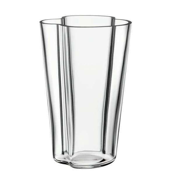 iittala Aalto Vase 22 cm klar