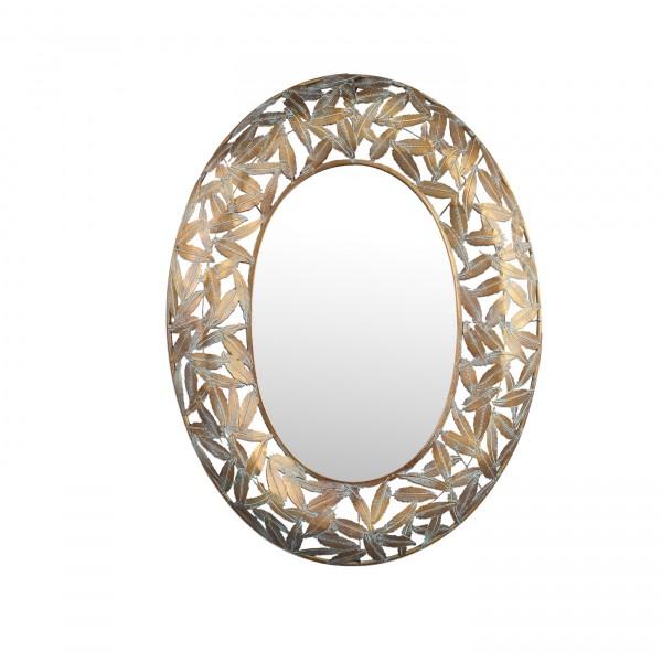 Spiegel Dionne gold von Livingruhm