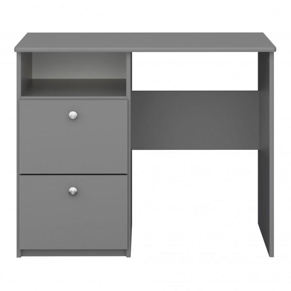 Steens Schreibtisch Memphis 077 Grau