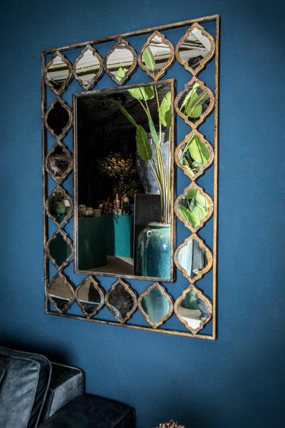 Spiegel Oriental von Livingruhm