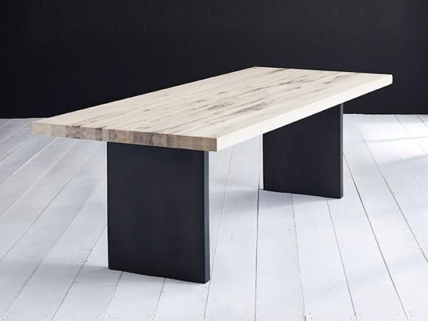 Esstisch Eiche Massiv Concept 4 You Bodahl T Gestell 55x5 cm