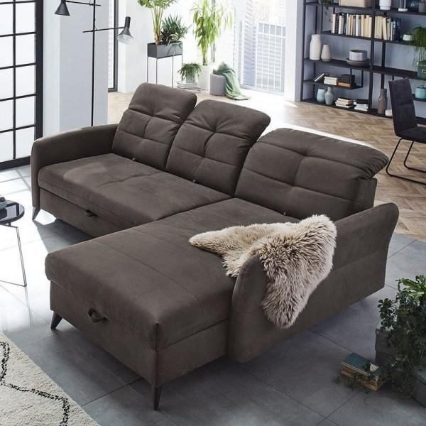 Jockenhöfer Sofa Loft braun
