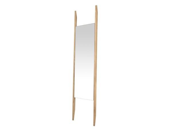 Spiegel Uno Anstellspiegel Garderobe Eiche white wash 170 cm hoch