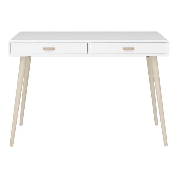 Steens Schreibtisch Mino 077 Rein weiß