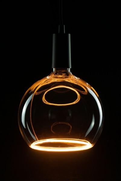 Heitronic LED Leuchtmittel Floating Globe R200 klar E27