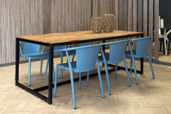 Resol Design Stuhl Steely Gartenstuhl Barcelona Dd