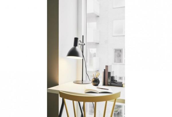 Halo Design Schreibtischlampe Baltimore schwarz