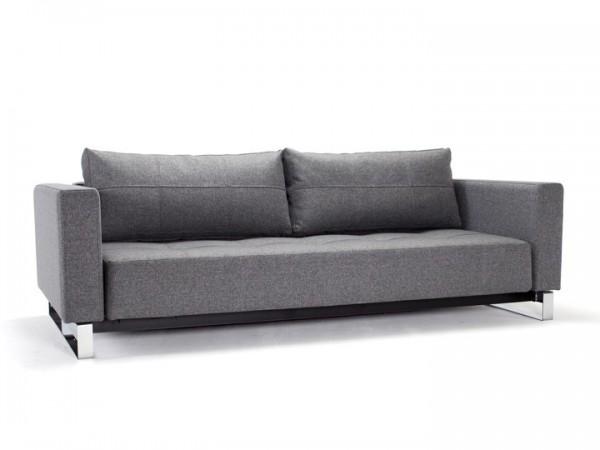 Innovation Cassius Deluxe Schlafsofa 3-Sitzer Sofa mit Armlehnen