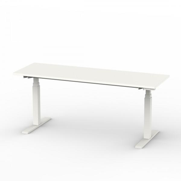 Resol Schreibtisch Dive 180 weiß