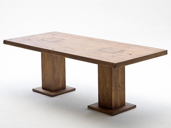 MCA furniture Manchester Esstisch Eiche massiv 180x90