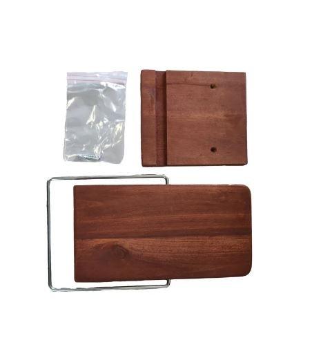 SunnySmart 2. Seitentisch für Rustikal 285 Z Sun Edition Akazie grau geölt