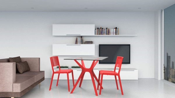 Resol Design Stuhl Spot Gartenstuhl Barcelona Dd
