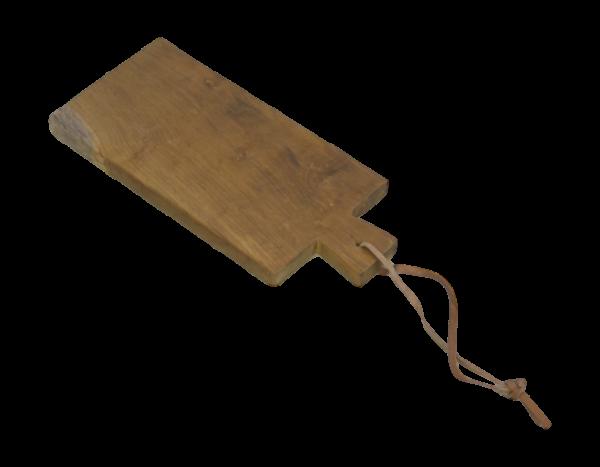 Servierplatte medium - natur - teak