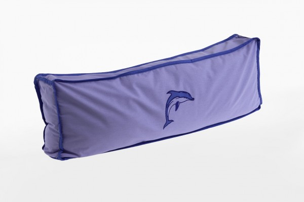 Relita Seitenkissen blau-Delphin