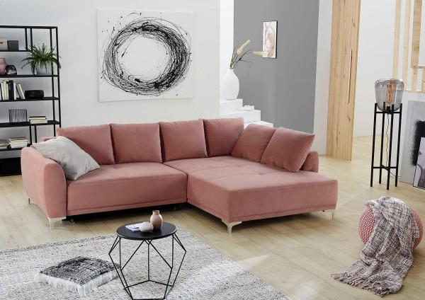 Jockenhöfer Sofa Foggia rosa