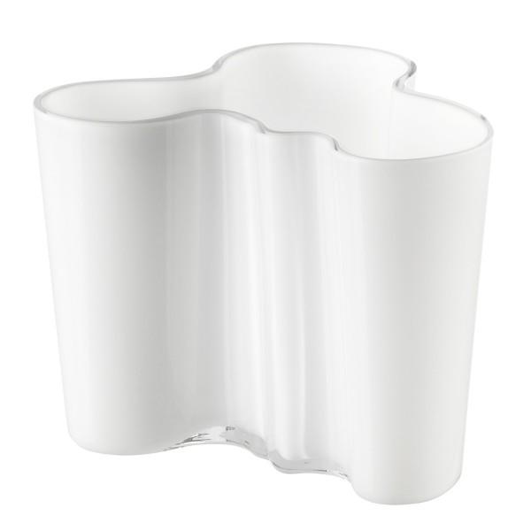 iittala Aalto Vase 120 mm weiß