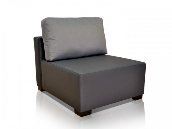 Loungegruppe-Modul Pico Mitte Silvertex Livingruhm