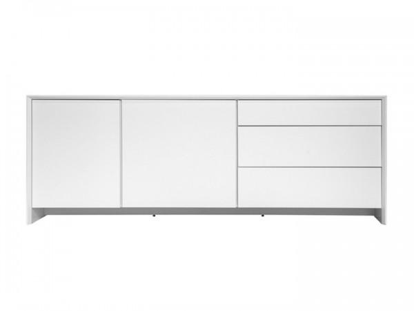 Sideboard Smykk Weiß 220cm