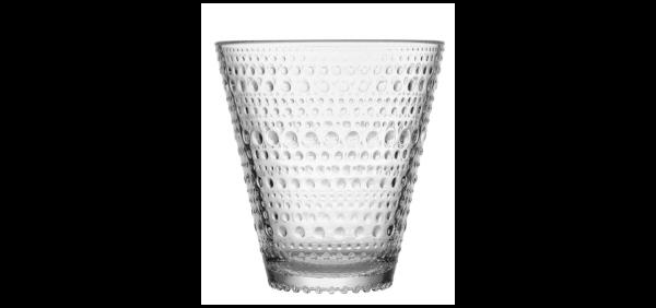 iittala Trinkglas Kastehelmi 0,3 l klar (2er-Set)