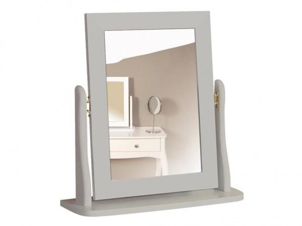 Steens Spiegel Baroque 678 grau