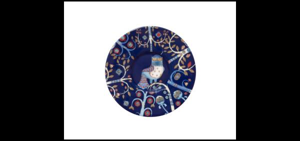 iittala Espresso Untertasse Taika blau 11cm