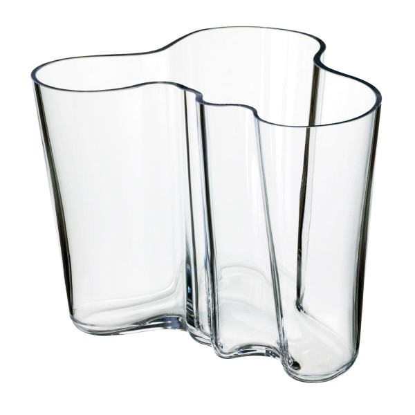 iittala Aalto Vase 160 mm klar