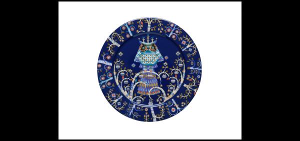 iittala Teller Taika blau 27 cm