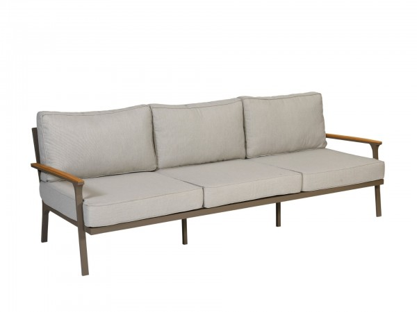 Exotan Loungesofa Orlando (3-Sitzer)