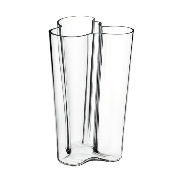 iittala Aalto Vase 25 cm klar