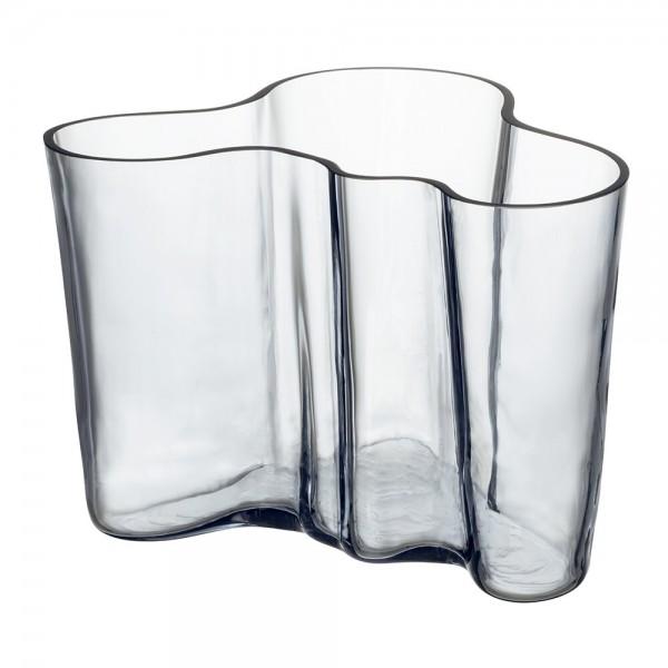 iittala Aalto Vase 140 mm klar 100% Recyceltes Glas